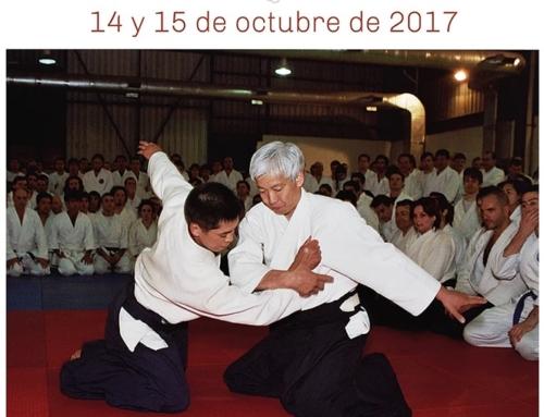 2017-10-14 | Seminario Internacional | Doshu Moriteru Ueshiba