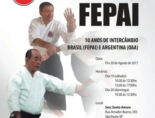 2017-08-19 | AIKIDO FEPAI | Encuentro Internacional