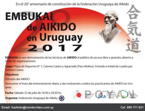 2017-07-22 | EMBUKAI DE AIKIDO – Uruguay