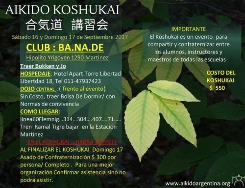 2017-09-16 | KOSHUKAI