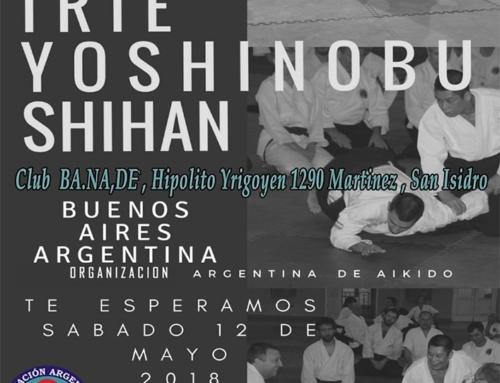 2018-05-12 | Irie Yoshinobu Shihan  – Buenos Aires