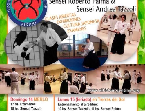 2018-10-14 | Aikido en la Naturaleza – San Luis