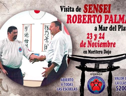 2018-11-23 | SEMINARIO AIKIDO PALMA SENSEI- Mar del Plata