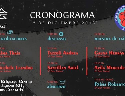 2018-12-01 | AIKIDO KAWAKAI – Rosario 2018