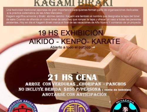 2019-03-23 | Kagami Biraki | Dojo Central
