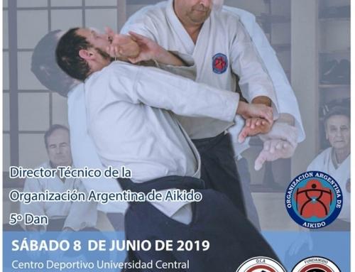 2019-06-08 | Seminario Aikido Sensei Palma | Chile