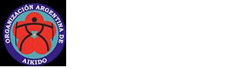 Organización Argentina de Aikido Logo