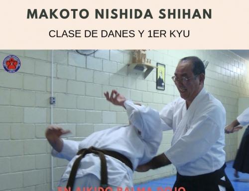 2019-05-24 | MAKOTO NISHIDA SHIHAN – Sede Central OAA