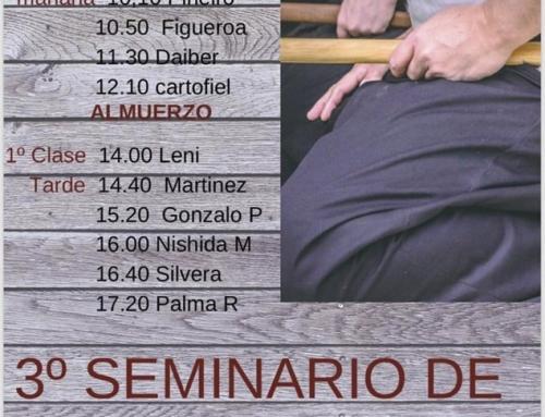 2019-05-25 | 3° SEMINARIO DE BOKEN JO Y TANTO – Club Telefonos