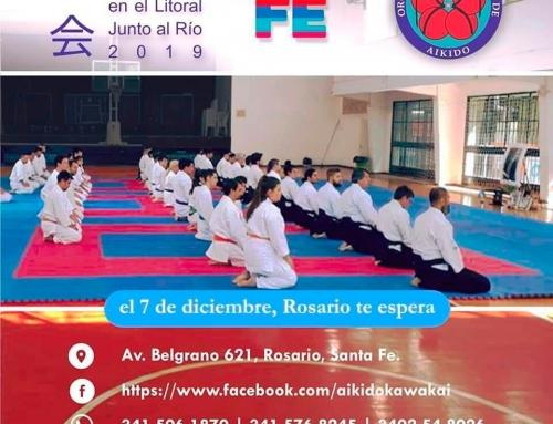 2019-12-07 | ENCUENTRO DE AIKIDO EN EL LITORAL JUNTO AL RIO – SANTA FÉ
